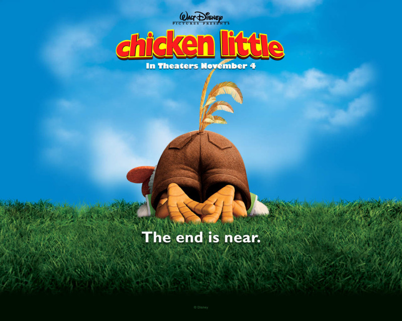 Chicken Little Desktop - Chicken Little Desktop