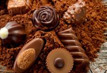 Choco Candy Nuts - Choco Candy Nuts
