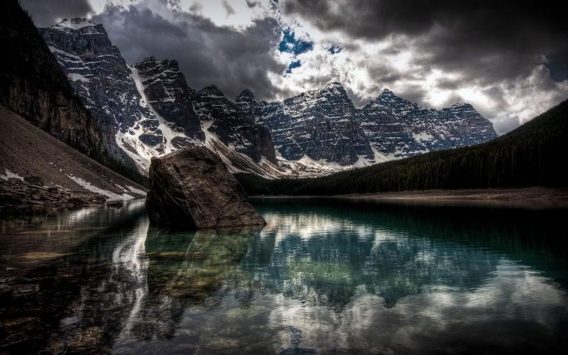 Dark Mountain Views - Dark Mountain Views