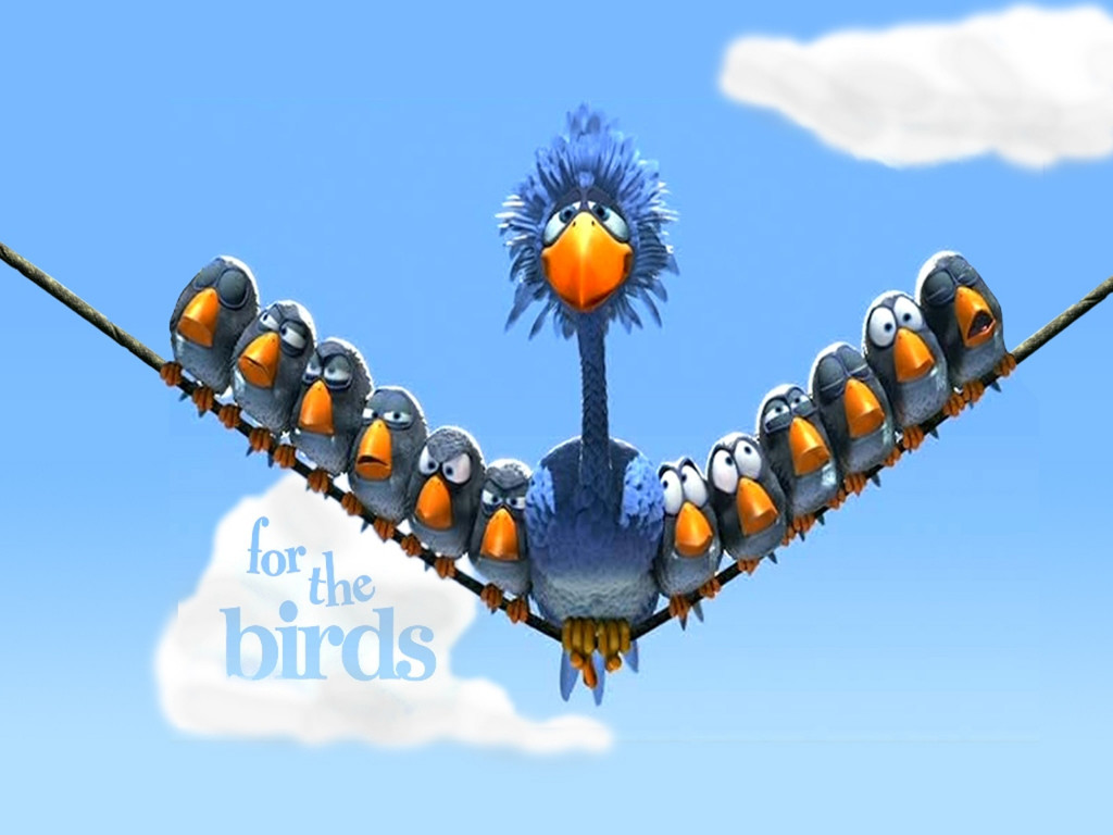 For The Birds 3D - For The Birds 3D