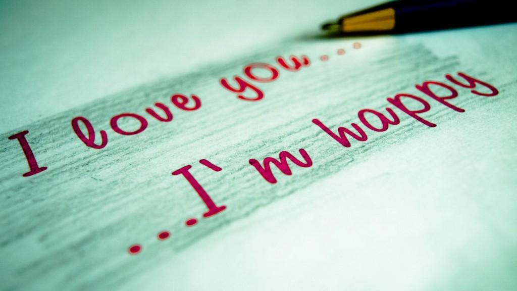 Happy Love Quote - Happy Love Quote