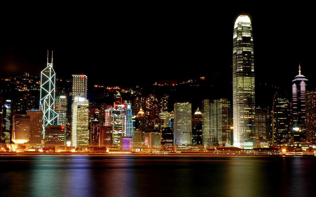 Hongkong Night Views - Hongkong Night Views
