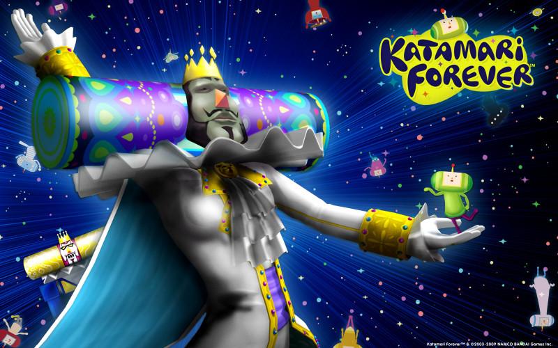 King Katamari Forever - King Katamari Forever