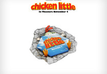 Little Chicken Poster - Little Chicken Poster