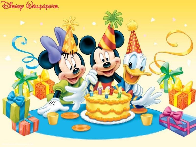 Mickey Mouse Birthday - Mickey Mouse Birthday