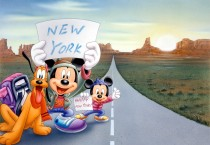 Mickey Mouse In New York - Mickey Mouse In New York