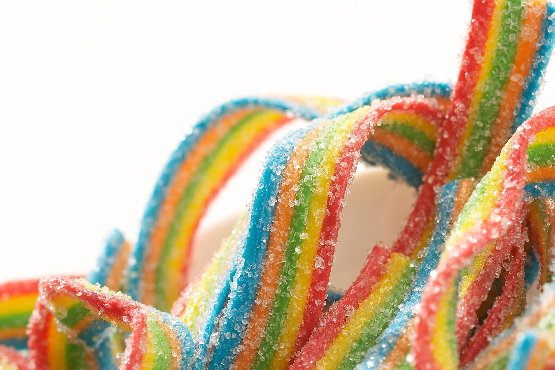 Rainbow Ribbon Candy - Rainbow Ribbon Candy
