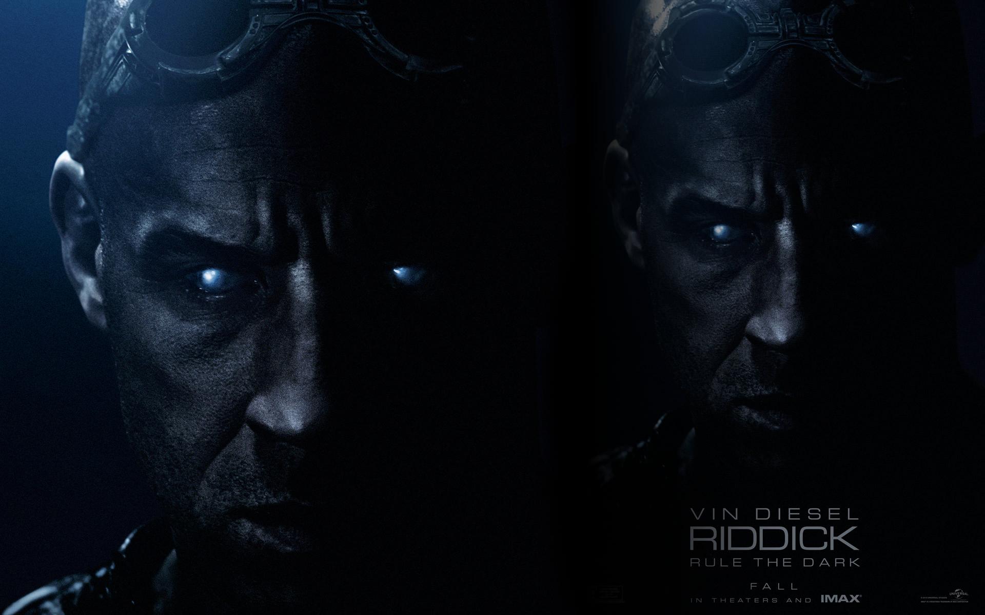 Riddick Rule The Dark - Riddick Rule The Dark