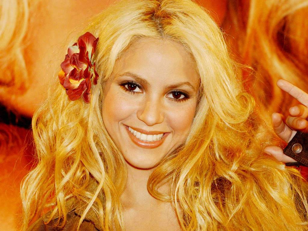 Shakira Tropical Photo - Shakira Tropical Photo