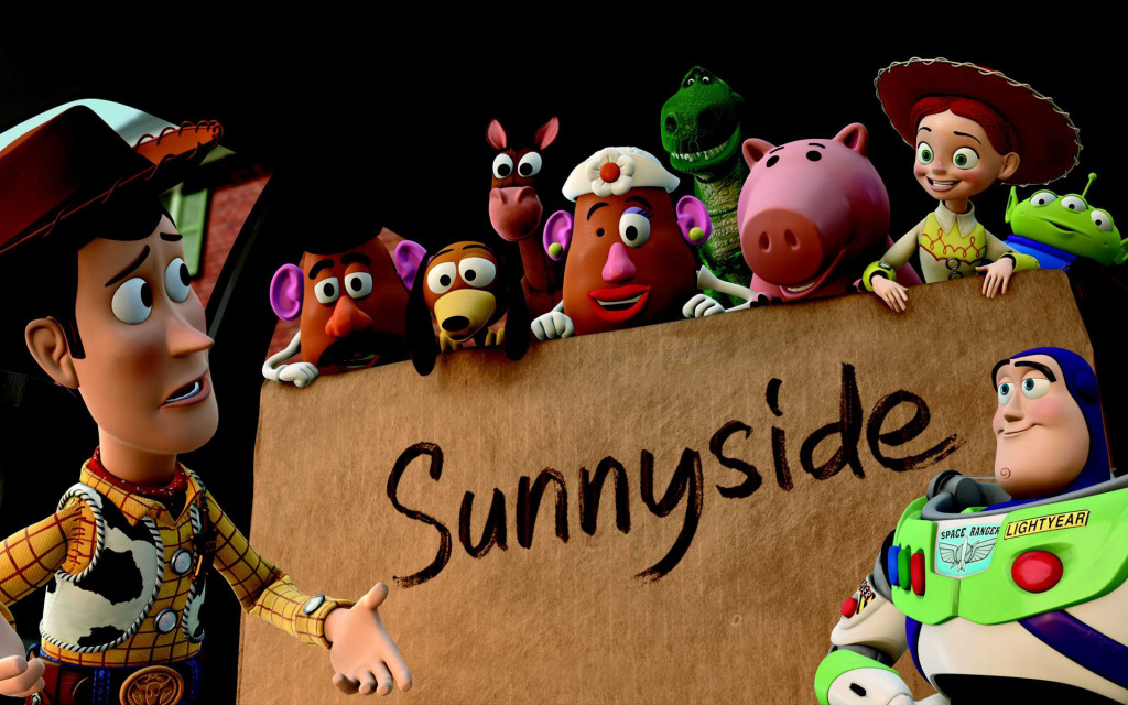 Sunny Side Toy Story Family - Sunny Side Toy Story Family