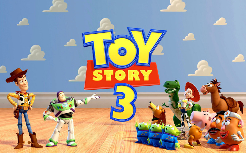 Toy Story 3 Poster - Toy Story 3 Poster