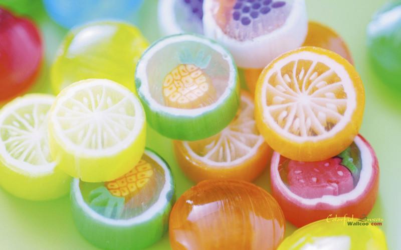 Tutti Fruity Candies - Tutti Fruity Candies