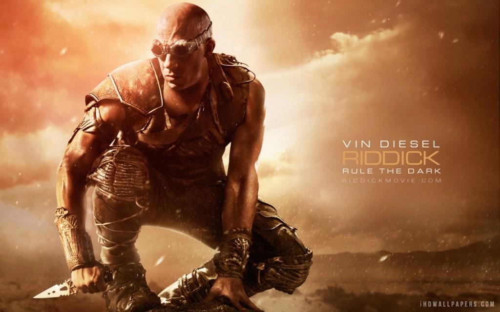 Vin Diesel Riddick 2013 - Vin Diesel Riddick 2013