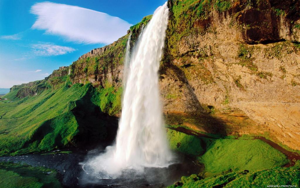 Washing Eyes Wonder Waterfall - Washing Eyes Wonder Waterfall