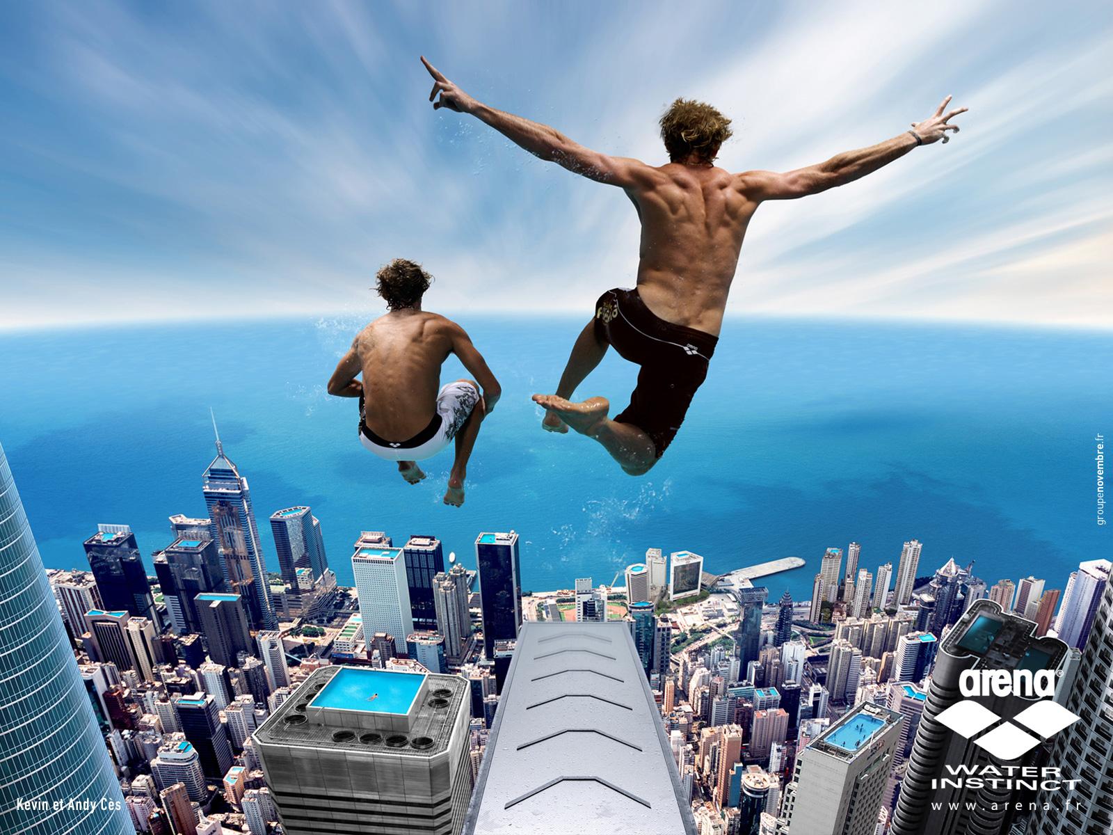 Who Man Jumping - Who Man Jumping