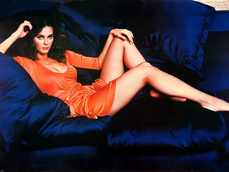 Young Linda Carter Hot